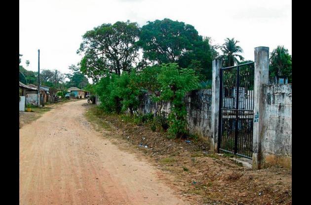 En el corregimiento Villa Fátima se produjo el asesinato de Sandra Pereira.