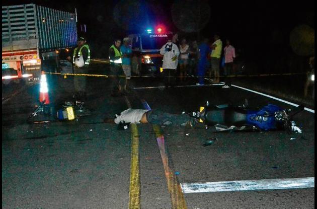 Cuatro víctimas fatales en accidentes de tránsito en Córdoba