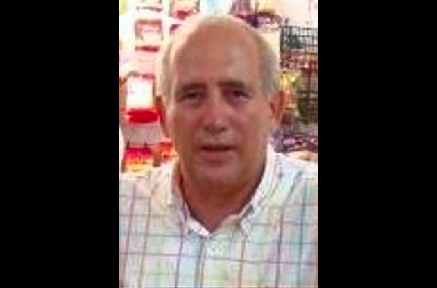 Alejandro Ochoa, comerciante asesinado.