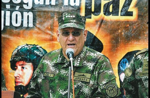 Comandante Fuerzas Militares