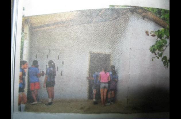 casa del barrio El Recreo de Tierralta