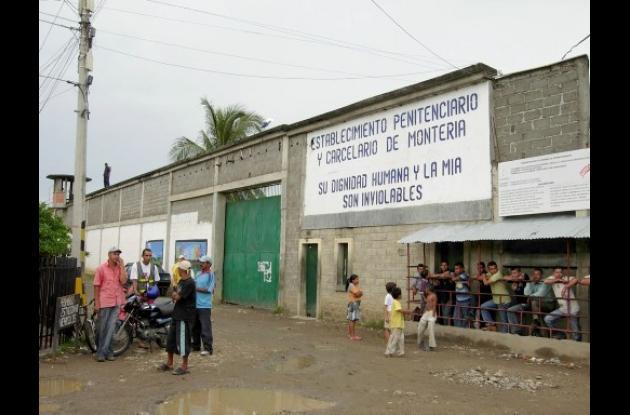 Cárcel Nacional Las Mercedes