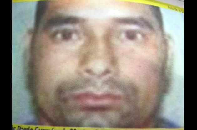 Manuel Pardo Guzmán, recluso trasladado a la cárcel de Cómbita
