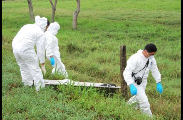 Como Francisco José Ramos Pérez fue identificado el cadáver del NN encontrado