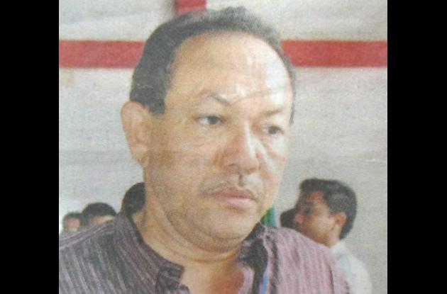 Ulises Adalberto Sánchez Genes, alcalde del municipio de Lorica.