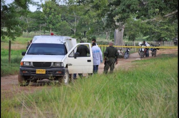 Las autoridades siguen tras la pista para capturar a los responsables del crimen