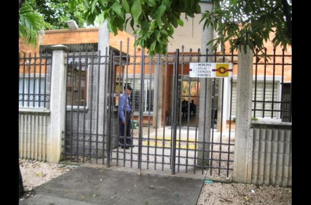 sede de Medicina Legal