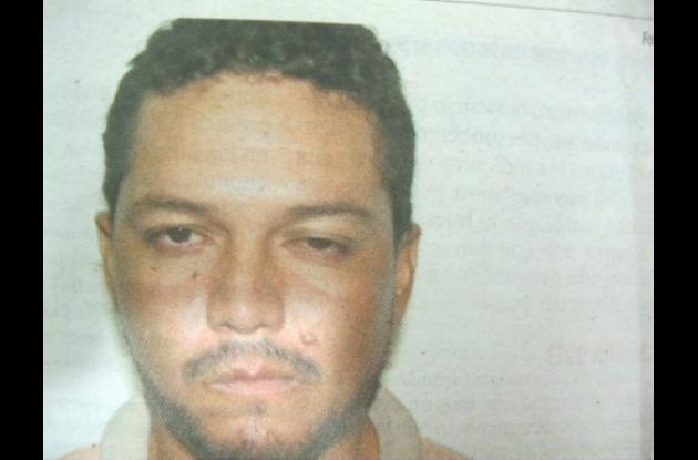 Henry José Perdomo Izquierdo fue capturado por la Policía.