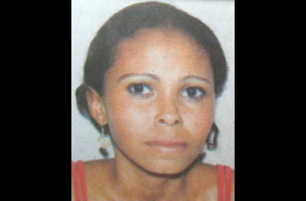 Karen Lorena Padilla López, detenida