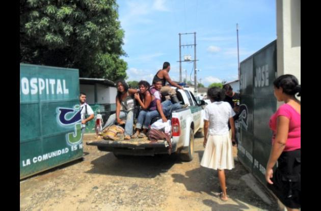 Cuatro personas fueron masacradas en zona rural de Tierralta.