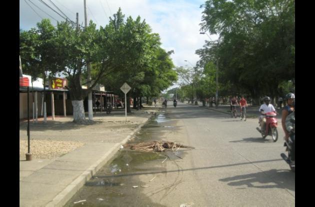 En una cantina de esta zona del barrio P5 fue asesinado Jeison Causil