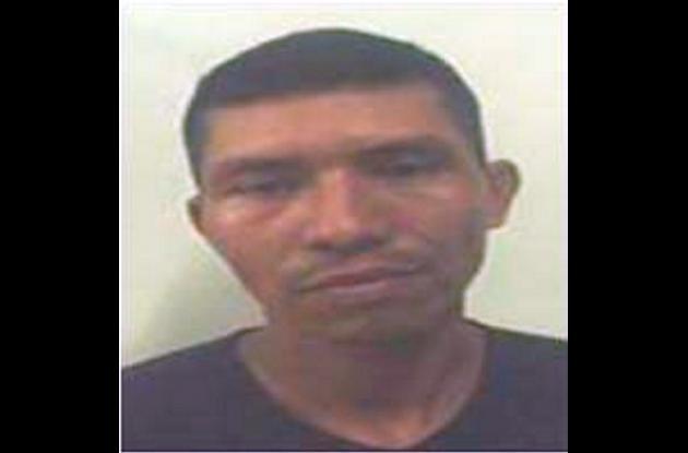 """Darío Payares Rojas, """"El Chino"""", capturado."""