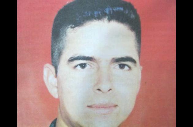 Marcel Miranda Pineda, mayor del Ejército, murió en Bogotá.