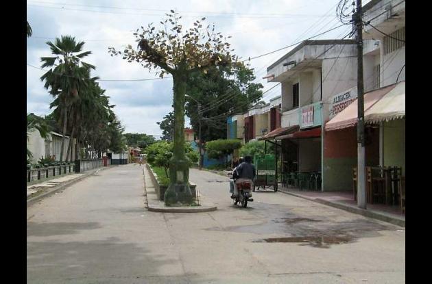 En Tierralta causo conster-nación por el asesinado del Guardaparques en esta re-