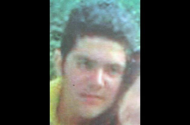 Juan Felipe López Solano, fallecido.