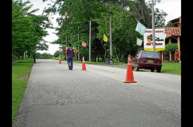 En la carretera de Montería se originó el accidente
