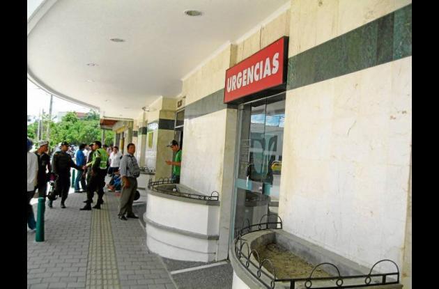 En clínicas de Montería han sido remitidos personas accidentadas