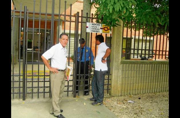 En la morgue de Medicina Legal fue reclamado el cadáver Tania Santana