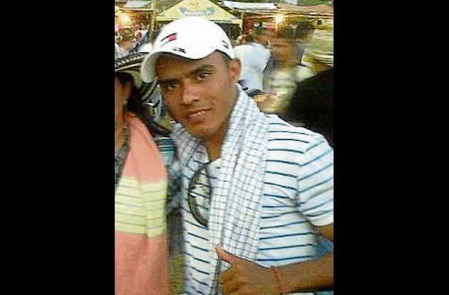 Erick Fabián Roca Reyes, médico muerto.