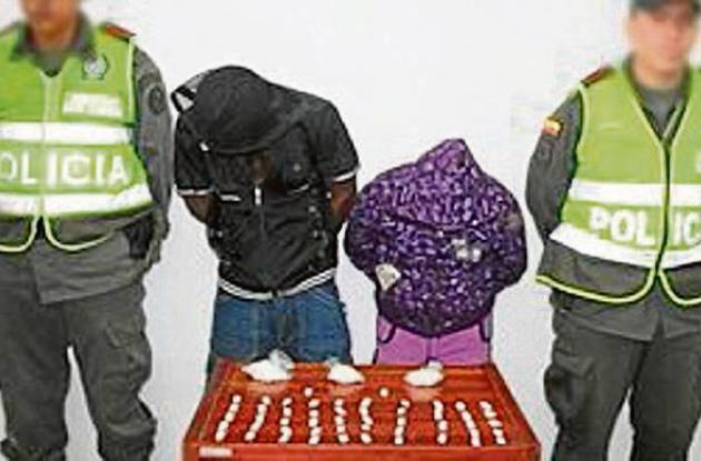 captura de personas que comercialicen sustancias prohibidas en Córdoba