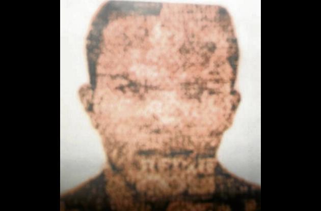 Javier Martínez Pérez, asesinado.