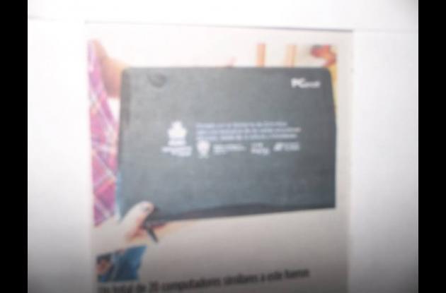 Un total de 18 computadores fueron hurtados en el colegio Junín de Tierralta.