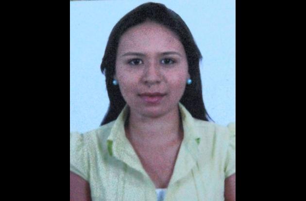 Silvia Mora Castillo, estudiante asesinada.