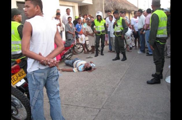Rigoberto Luis Coronado Santos, asesinado