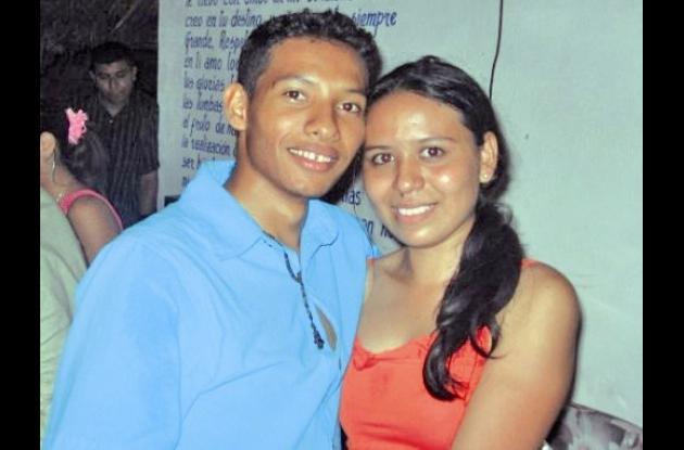 Juan Carlos Ariza Castellanos y Silvia Inés Mora Castellanos, primos asesinados