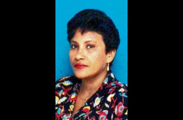 Mary Luz López Romero, asesinada.