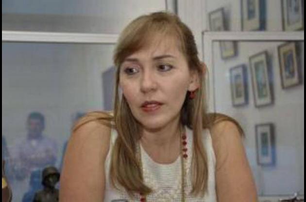 DIRECTORA DEL CTI, MARITZA ESCOBAR VAQUERO