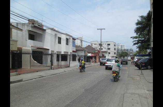 Cuarta Avenida de Manga