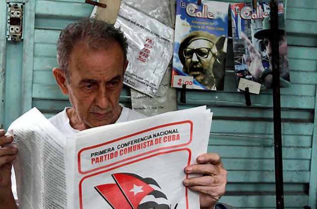 El Partido Comunista de Cuba hablan de límites de mandato presidencial.