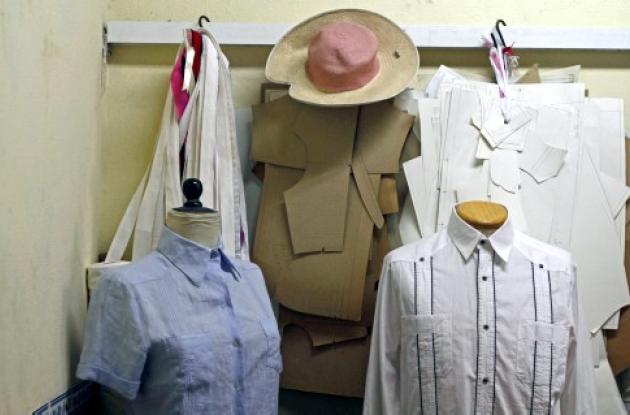 En Cuba, la guayabera es la prenda formal para actos oficiales.