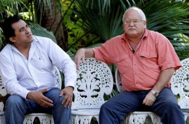Ernesto Cruz León y Otto René Rodríguez Llerena.