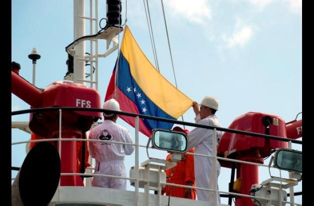 Cuba construye remolcadores para Venezuela.
