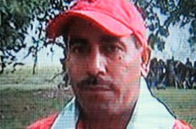 Pedro Guerrero Castillo, alias 'Cuchillo'.