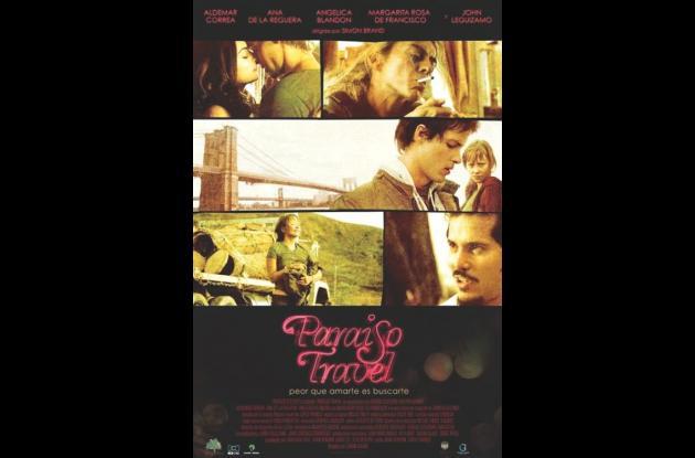 Paraíso  Travel, uno de los primeros filmes que formó parte de este programa. Con muy buenos comentarios llegó esta producción a las carteleras del país.