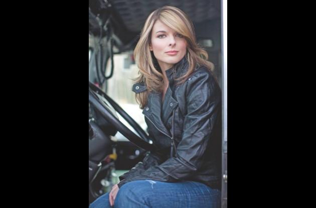 Lisa Kelly: la camionera favorita de los televidentes
