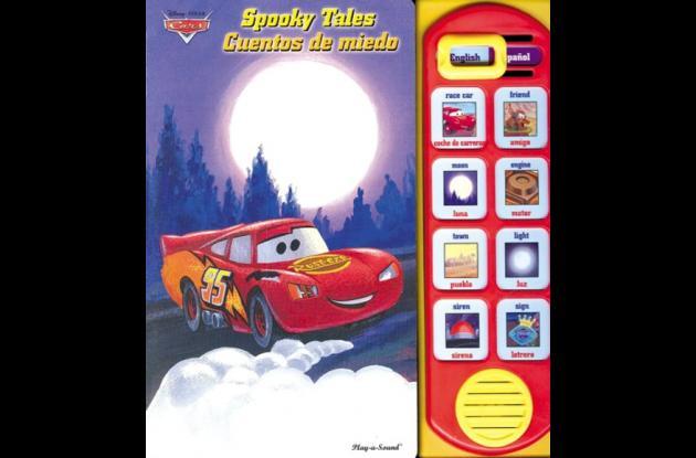 Spooky Tales - Cuentos de miedo