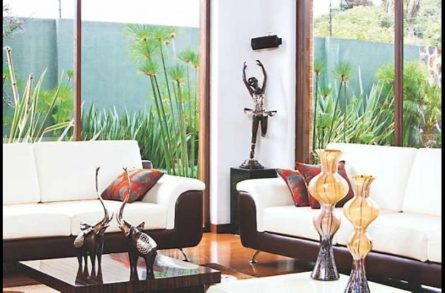 esculturas de la  colombiana Liliana Méndez