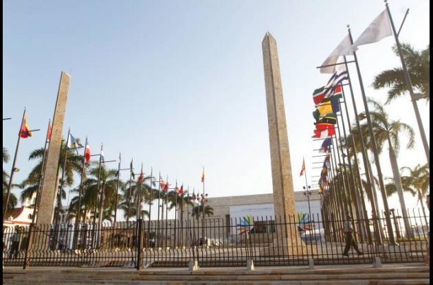 Por Cumbre de las Américas, dos pico y placa en Cartagena.