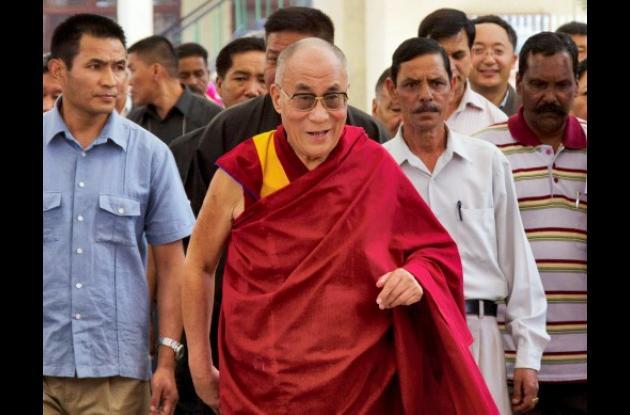 Dalai Lama anunció cambios a la constitución del gobierno tibetano.