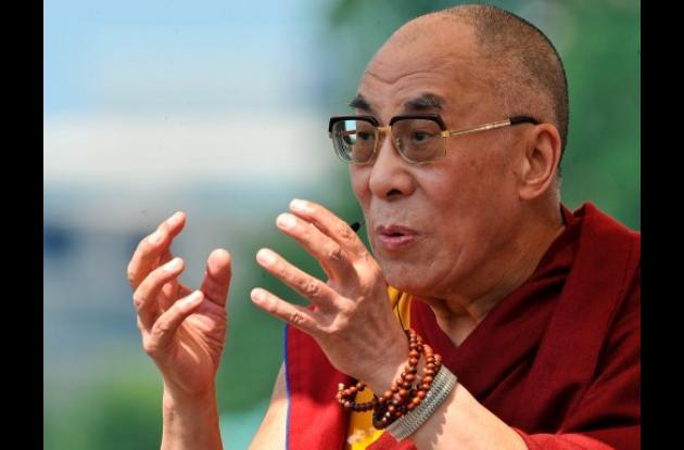 El Dalai Lama está de visita en Estados Unidos.
