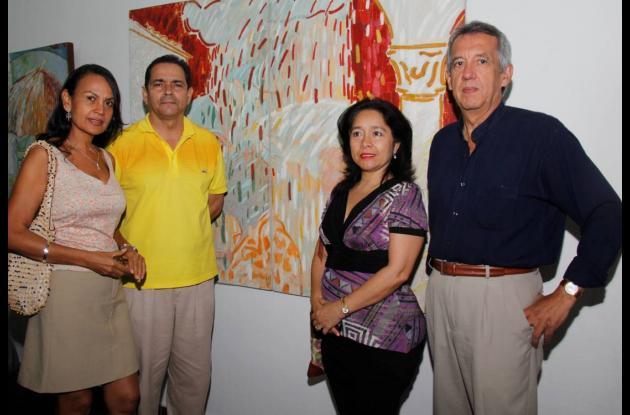Exposición de Dalmiro Lora