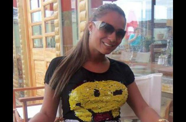 Dania Londoño Suárez.