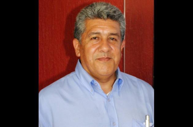 Daniel Acosta Muñoz, del Inpec