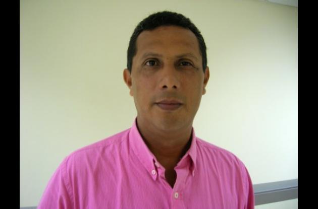 Daniel Contreras, axalcalde de El Guamo, Bolívar.