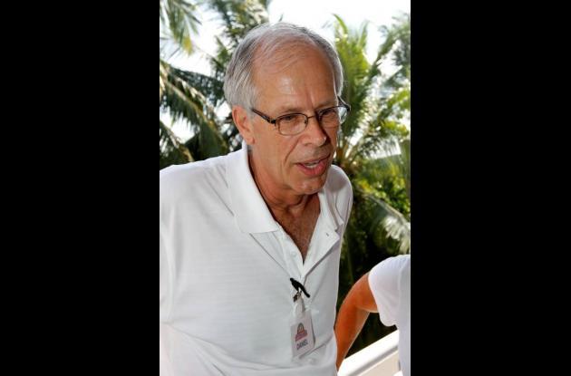 Daniel Wick, director de la Fundación Amigos por Colombia.