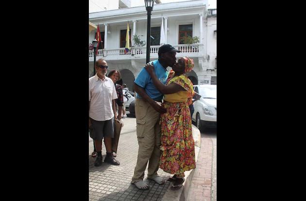 Danny Glover en Cartagena
